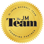 John Maxwell Team Founding Partner Seal