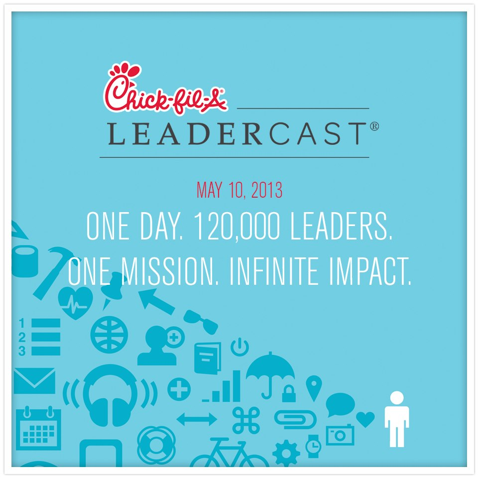 2013 Chick-Fil-A Leadercast