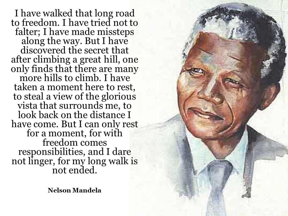 Nelson Mandela, Freedom Fighter